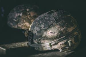 קסדה צבאית - תמונה להמחשה