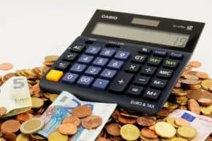 מחשבון ובמטבעות